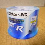 Victor BD-R50枚(BV-R130U50W)
