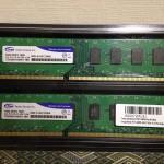 DDR3 1600(PC3-12800) 8GBx2